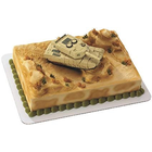Bakemark . BKM Military Robot Tank - Cake Topper