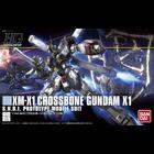 Bandai . BAN HGUC XM-X1 Crossbone Gundam X1