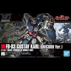 Bandai . BAN HGUC FD-03 Gustav Karl (Unicorn Ver.)
