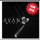 "EMAX . EMX Emax Avan mini 3"" 3x2.4x3 props - clear black"