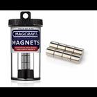 "Magcraft Magnets . MFM 0.375"" X 0.375"" Rod Rare Earth Magnet"
