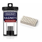 "Magcraft Magnets . MFM 1/8"""" R/E Cube Magnets"