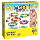 Creativity for kids . CFK Emoji Bracelets
