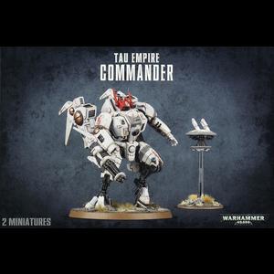 Games Workshop . GWK Warhammer 40K: Tau Empire Commander