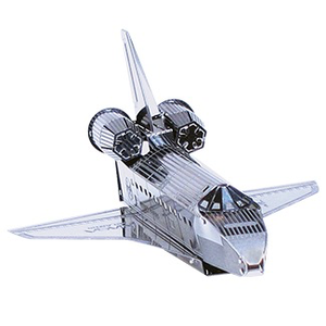 Fascinations . FTN Metal Earth - Space Shuttle Discovery