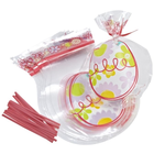 Wilton Products . WIL Easter Egg Shape Goodie Bags