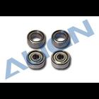 Align RC . AGN (DISC) - 600 BEARING 4x7x2.5mm 623ZZ