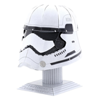 Fascinations . FTN Metal Earth First Order Stormtrooper Helmet