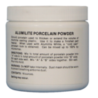 Alumilite Corp . ALU Porcelain Powder 16 Ounce