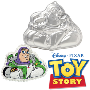 Wilton Products . WIL Buzz Lightyear Cake Pan