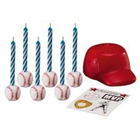 Wilton Products . WIL Baseball Set - Candles