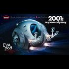 Moebius Models . MOE 1/18 2001 Space Odyssey Eva Pod