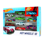 Hotwheels . HTW 1/64 Hot Wheels 10 Pack