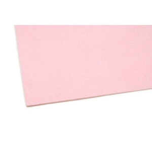 Darice . DAR Pink 9 X 12 Felt Sq.