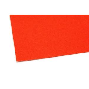 Darice . DAR Orange 9X12 Felt Sq