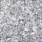 Darice . DAR Rocaille Beads Crystal - 8 Grams