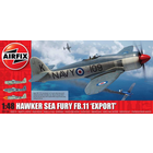Airfix . ARX 1/48 Hawker Sea Fury FB.11 'Export Edition'