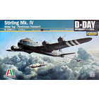Italeri . ITA 1/72 Stirling Mk.Iv Glidertug