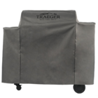 Traeger BBQ . TRG Full Length Grill Cover - Ironwood 885