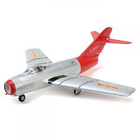 E Flite . EFL UMX MIG-15 EDF W/AS3X AND SAFE BNF