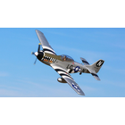 E Flite . EFL P-51D Mustang 1.2m BNF Basic with AS3X and SAFE Select