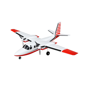 E Flite . EFL UMX Aero Commander BNF Basic With AS3X