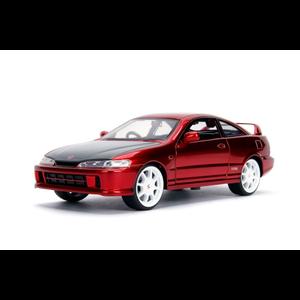 "Jada Toys . JAD ""JDM Tuners Metals Die Cast"" 1/24 1995 Honda Integra Type R - Ca"