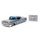 "Jada Toys . JAD ""Streetlow"" 1/24 - 1958 Chevy Impala"
