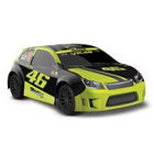 Traxxas Corp . TRA VR46 Ford Fiesta ST Rally RTR 1/18 4WD Rally (Valentino Rossi)