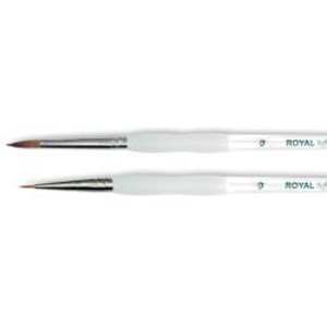 Royal (art supplies) . ROY #0 Pure Sable Round