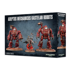 Games Workshop . GWK Warhammer 40K: Adeptus Mechanicus Kastelan Robots