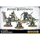 Games Workshop . GWK Age of Sigmar: Nurgle Putrid Blightkings