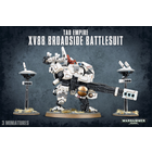 Games Workshop . GWK Warhammer 40K: Tau Empire XV88 Broadside Battlesuit