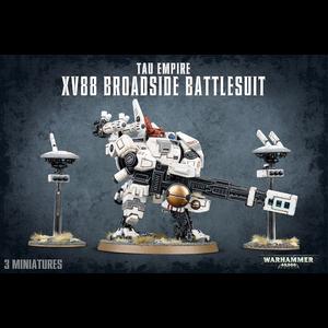 Games Workshop . GWK Warhammer 40K: Tau Empire XV88 Broadside Battlesuit