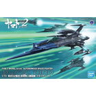 Bandai . BAN 1/72 TYPE-0 Model 52 Autonomous Space Fighter Black Bird