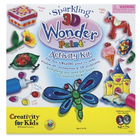 Creativity for kids . CFK Sparkling 3D Paint Activity Kit