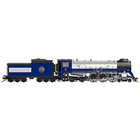 Rapido Trains Inc. . RPI HO CPR Royal Hudson H1D DC/DCC/SND