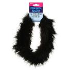 Darice . DAR Feather Boa - Black