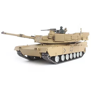 5.3 Version 1/16 USA M1A2 Abrams Main Battle Tank