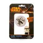Yomega . YOM Clone Trooper Fireball Yo-Yo with String Bling Accessory