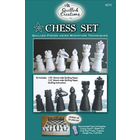 Quilled Creations . QUI Chess Set 3D Miniature Quilling Kit