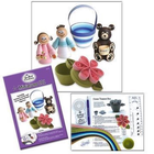 Quilled Creations . QUI Miniature 101 Quilling Kit