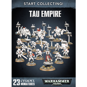 Games Workshop . GWK Warhammer 40K: Start Collecting T'au Empire
