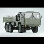 MC6 Military Truck Kit, 1/10 Scale, 6x6