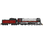Rapido Trains Inc. . RPI HO CPR Royal Hudson DC #2820