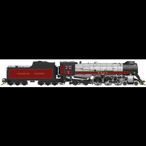 Rapido Trains Inc. . RPI HO CPR Royal Hudson DC #2820