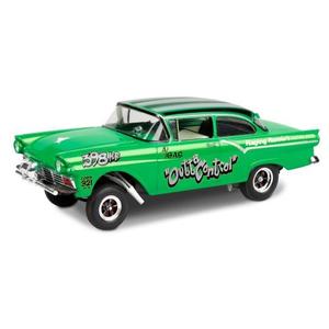 Revell Monogram . RMX 1/25 1957 Ford Gasser 2 n 1