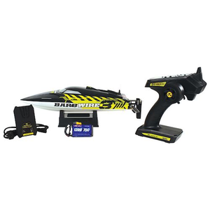 "Venom Racing . VEN Atomik Barbwire 3 RTR 17"" Brushless Self Righting Deep Vee Hull RC Boat"