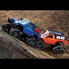 Traxxas Corp . TRA Traxxas TRX-4 with Traxx 1/10 4X4 Extreme-Terrain Tracks