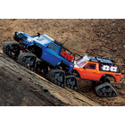 Traxxas Corp . TRA **PRE-ORDER** Traxxas TRX-4 with Traxx 1/10 Scale 4X4 Extreme-Terrain Tracks